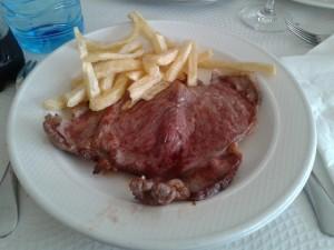 Filete Restaurante Moneda
