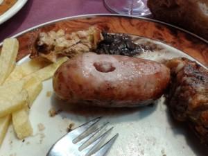 Chorizo Hostal Linar