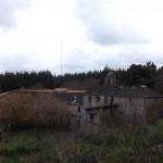 Santa Catalina de Montefaro, Ares. A Coruña.