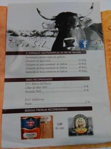 Restaurante Río Sil Carballo