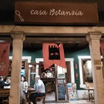 Casa Betanzia. Betanzos. A Coruña.