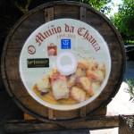 Muiño da Chanca, Dena. Meaño. Pontevedra.