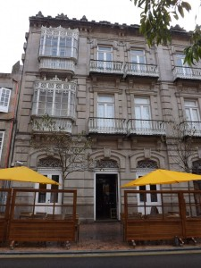 V Xuntanza de Bloggers Gastrónomicos de Pontevedra