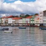 De Mugardos a Fene. A Coruña.