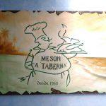 Restaurante Mesón A'Taberna, Montemaior. A Laracha. A Coruña.